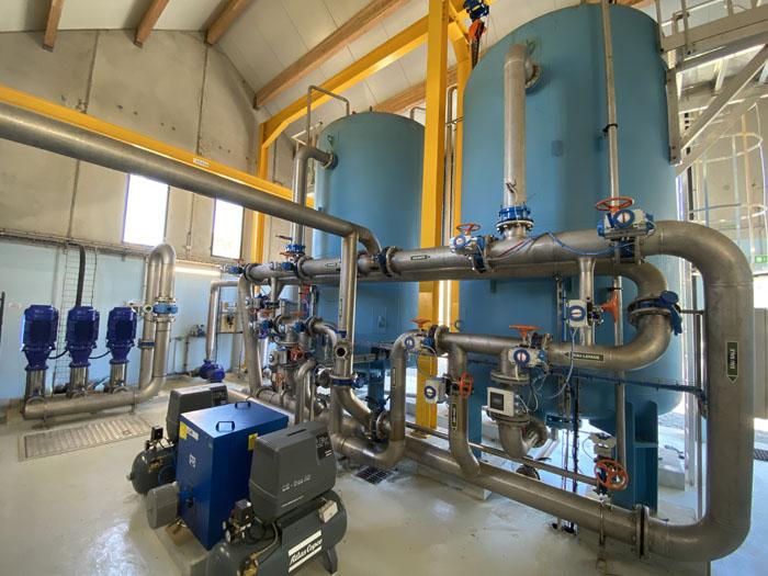 automatisme traitement eau potable monterolier